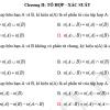Tổ hợp - xác suất - Đại số 11