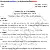 Bài soạn giáo án hình học lớp 9
