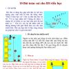 10 bài toán vui cho học sinh Tiểu học