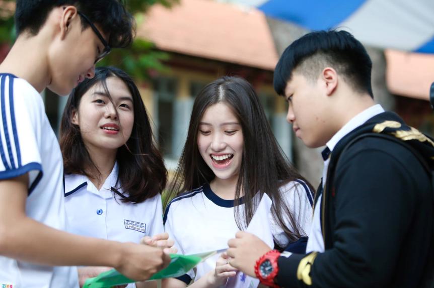 kỳ thi tuyển sinh vào lớp 10 THPT Công lập