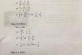 Đề kiểm tra học kỳ 2 môn Toán 6