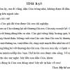 Đề kiểm tra cuối kỳ 2 Tiếng Việt 4