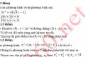 Đề ôn kiểm tra học kỳ II môn toán 9