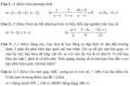 Đề kiểm tra học kỳ 2 môn toán lớp 8