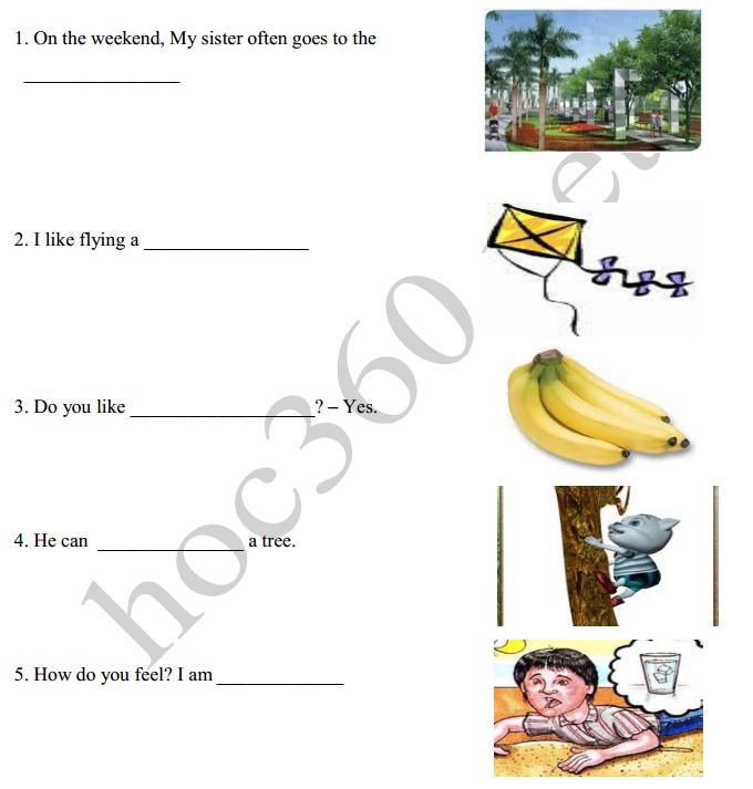 Bài tập bổ trợ