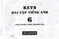 Keys Bài tập Tiếng Anh 6