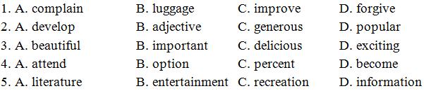 Đề luyện thi Tiếng Anh 9 cấp huyện