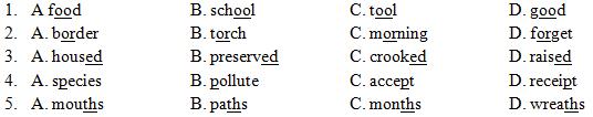 Đề thi HSG Tiếng Anh 9 cấp huyện