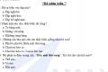 Ôn tập giữa HKII môn Tiếng Việt lớp 2