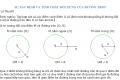 Sự xác định và tính chất đối xứng của đường tròn - Hình học 9